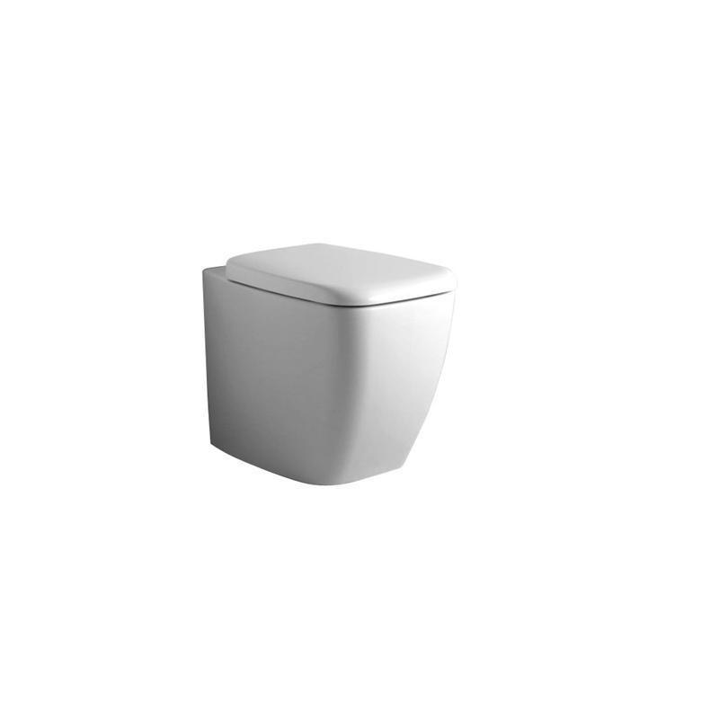 Ideal standard serie 21 vaso t3201 vaso filo parete con - Vaso ideal standard serie 21 ...
