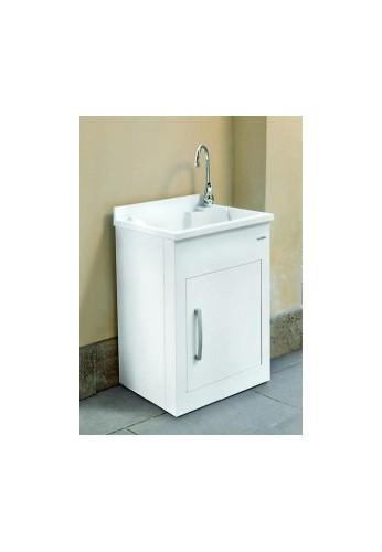 Montegrappa   lavatoio per esterno still l.60 x p. 50 x h.85 vasca ...