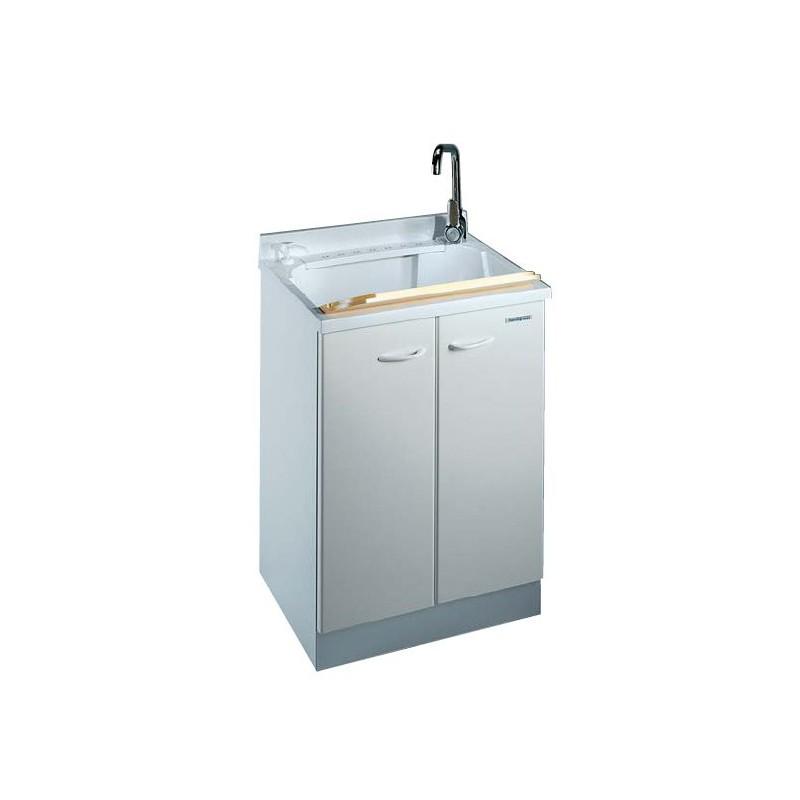 Montegrappa lavatoio edilla x con asse in - Montegrappa mobili bagno ...